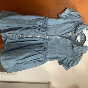 Ralph Lauren Jean dress.